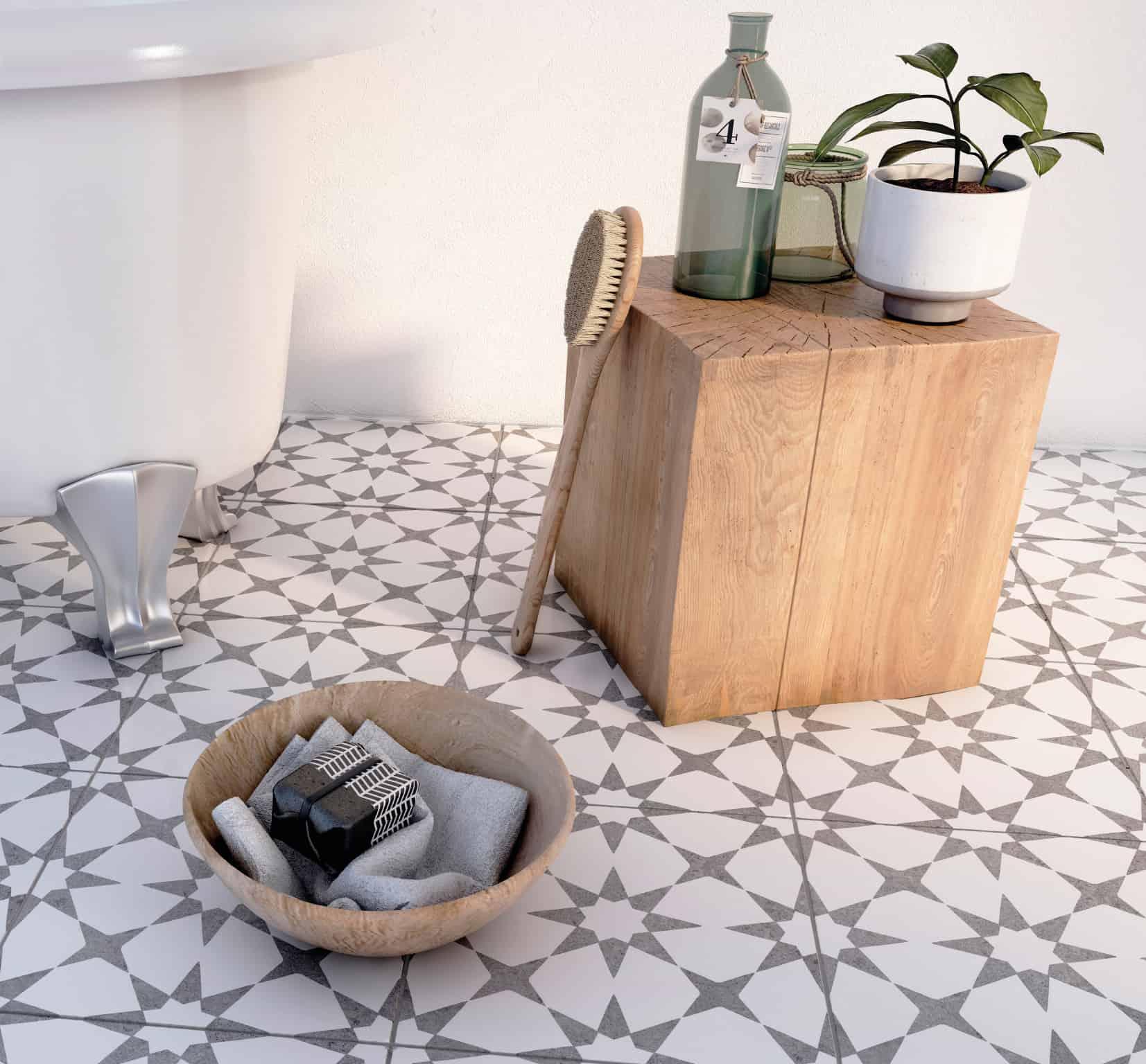 Antic Star R10 Anti Slip Floor Tile - Right Price Tiles