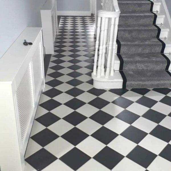 Alveo Beyaz Anti Slip Tile R12 Porcelain Tile